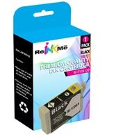 Epson 126 T126120 Black Ink Cartridge - Remanufactured