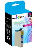 Epson 127 T127220 Cyan Ink Cartridge - Remanufactured