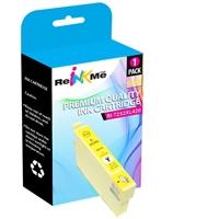 Epson 252XL T252XL420 Yellow Ink Cartridge - Remanufactured