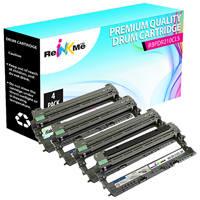 Brother DR-210CL C/M/Y/K Compatible Drum Unit Set
