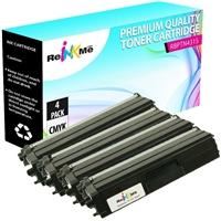 Brother TN-431 Compatible Color Toner Cartridge Set