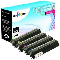 Brother TN-433 Compatible Color Toner Cartridge Set