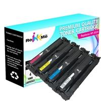 HP 202A Compatible Color Toner Cartridge Set