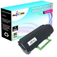 Lexmark 60F1000 601 Black Compatible Toner Cartridge